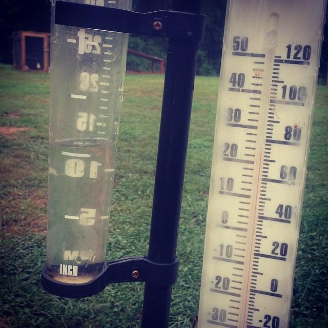 Rockin H Farm Rain